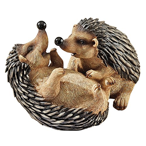 Design Toscano Hyper Hedgehogs Garden Statue Quantity: Single