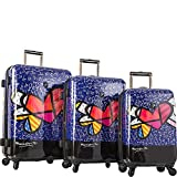 Heys 3 Piece Set, Britto Heart with Wings Review