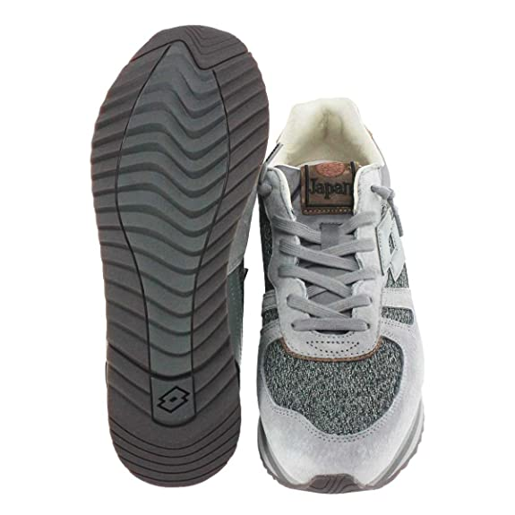 217Amazon Rhazhe Grey Sneakers Cementasphalt Leggenda Lotto Uomo wv80nOPymN