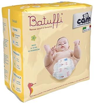 Cam Il Mondo del Bambino - pañales Taglia 4: Amazon.es: Salud y cuidado personal