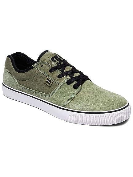 Dc Shoes Tonik M Shoe Dju, Man, Color: Deep Jungle, Size: 42.5 Eu (9.5 Us / 8.5 Uk)
