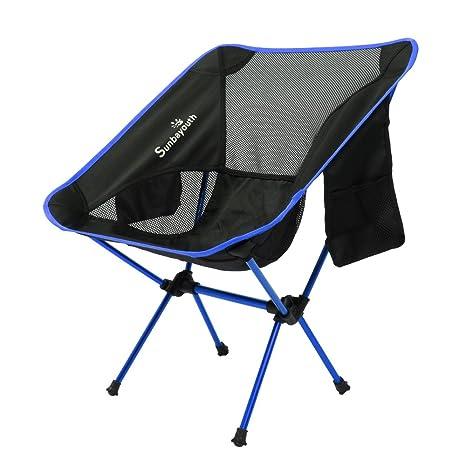 Astounding Amazon Com Sunba Youth Camp Chair Lightweight Folding Frankydiablos Diy Chair Ideas Frankydiabloscom