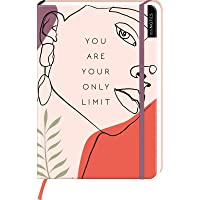 myNOTES Notizbuch A5: You are your only limit