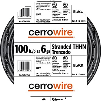 Cerro wire gauge chart wire center building wire thhn 8 awg red 100ft electrical wires amazon com rh amazon com thhn wire specification chart awg wire gauge chart greentooth Image collections