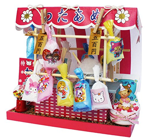 Candy 8424 The Billy Cotton handmade doll house kit fair stand kit (japan import) by Billy 55