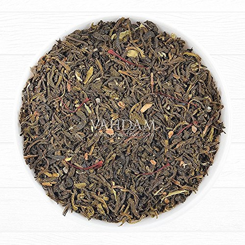 Kashmiri Kahwa Tea - India's Original Saffron Tea Chai (50 ...Kashmiri Saffron Tea
