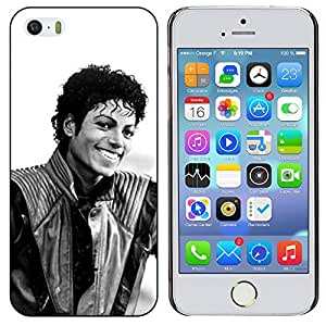 H&F Michael Jackson Thriller Smile Collectible Picture iPhone 5/5S Seamless Case