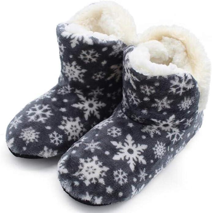 Berimaterry Pantuflas para Mujer | Zapatillas Casa Bota