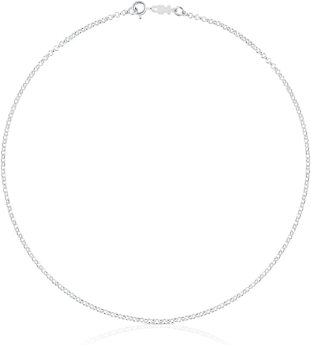 Gargantilla TOUS Chain en plata de primera ley
