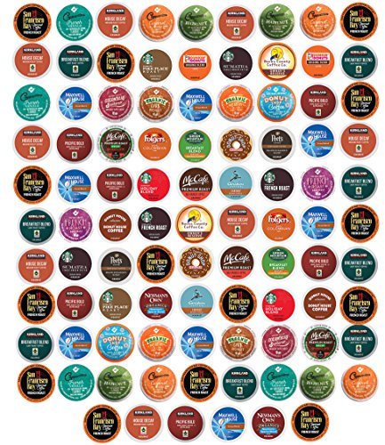 Keurig K Cups Coffee Pods Variety Pack, Single Serve, Premium Sampler, (96 - Park Willow Grove