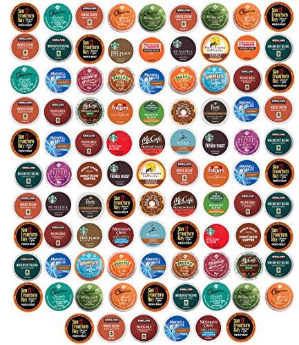 Keurig K Cups Coffee Pods Variety Pack, Single Serve, Premium Sampler, (96 - Grove Willow Park