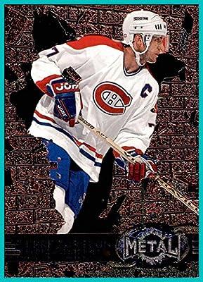 1996-97 Metal Universe #84 Pierre Turgeon MONTREAL CANADIENS