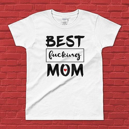 Mother's Day Gift Ideas, Best Mom Tshirt, Best Mom Gifts, Mothers Day Shirt, Cool Mothers Day Gifts, Best Effin Mom T, Best F,Cking Mom T-Shirt, Long Sleeve, Sweatshirt, Hoodie