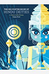 The Big Poster Book of Hindu Deities: 12 Removable Prints Poster
