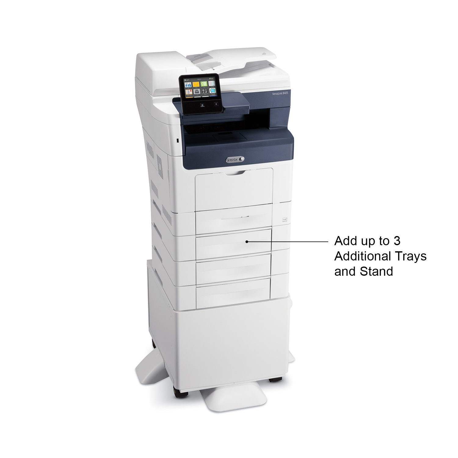 Xerox B405/DN - Black and White MultiFunction Laser Printer, print