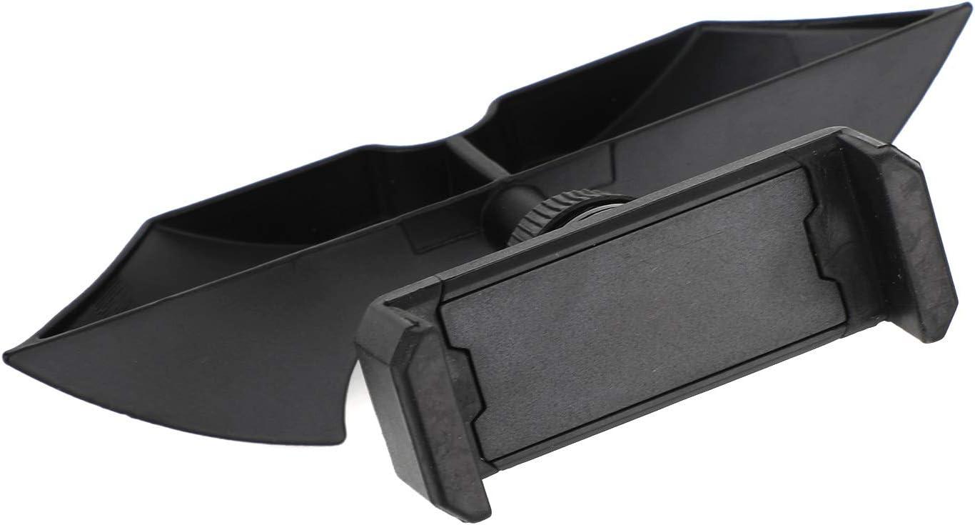 Topteng Car Dashboard Slot Phone Holder Mount fits for MINI Cooper F54 F55 F56 F57 F60