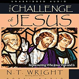 Challenge of Jesus Audiobook