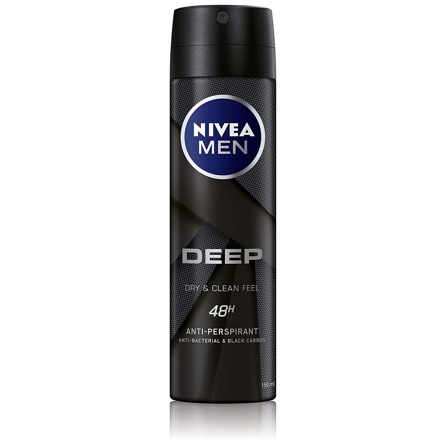 1662c42dc Nivea Deodorant Spray Deep For Men, 150 ml: Amazon.ae