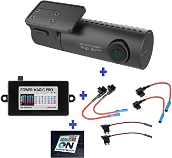 BlackVue DR590W-1CH Full HD Dashcam 60FPS Sony Starvis Sensor WiFi 64GB