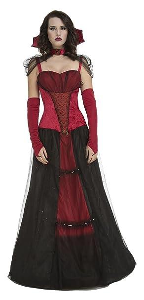 My Other Me Me-204052 Disfraz de vampiresa para mujer, M-L (Viving ...