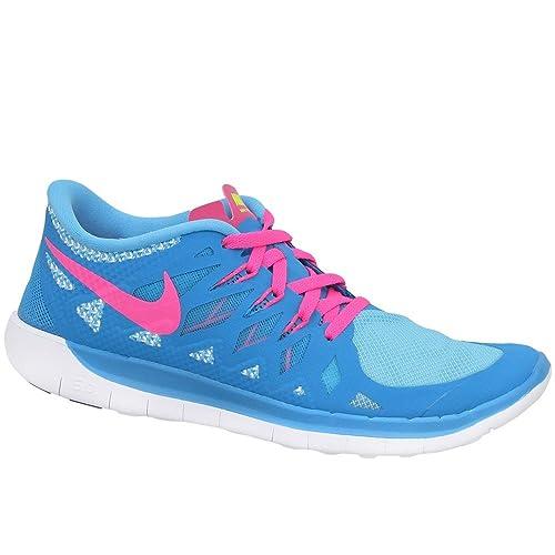 Nike Free 5.0 (GS), Zapatillas para Niñas: Amazon.es: Zapatos y complementos