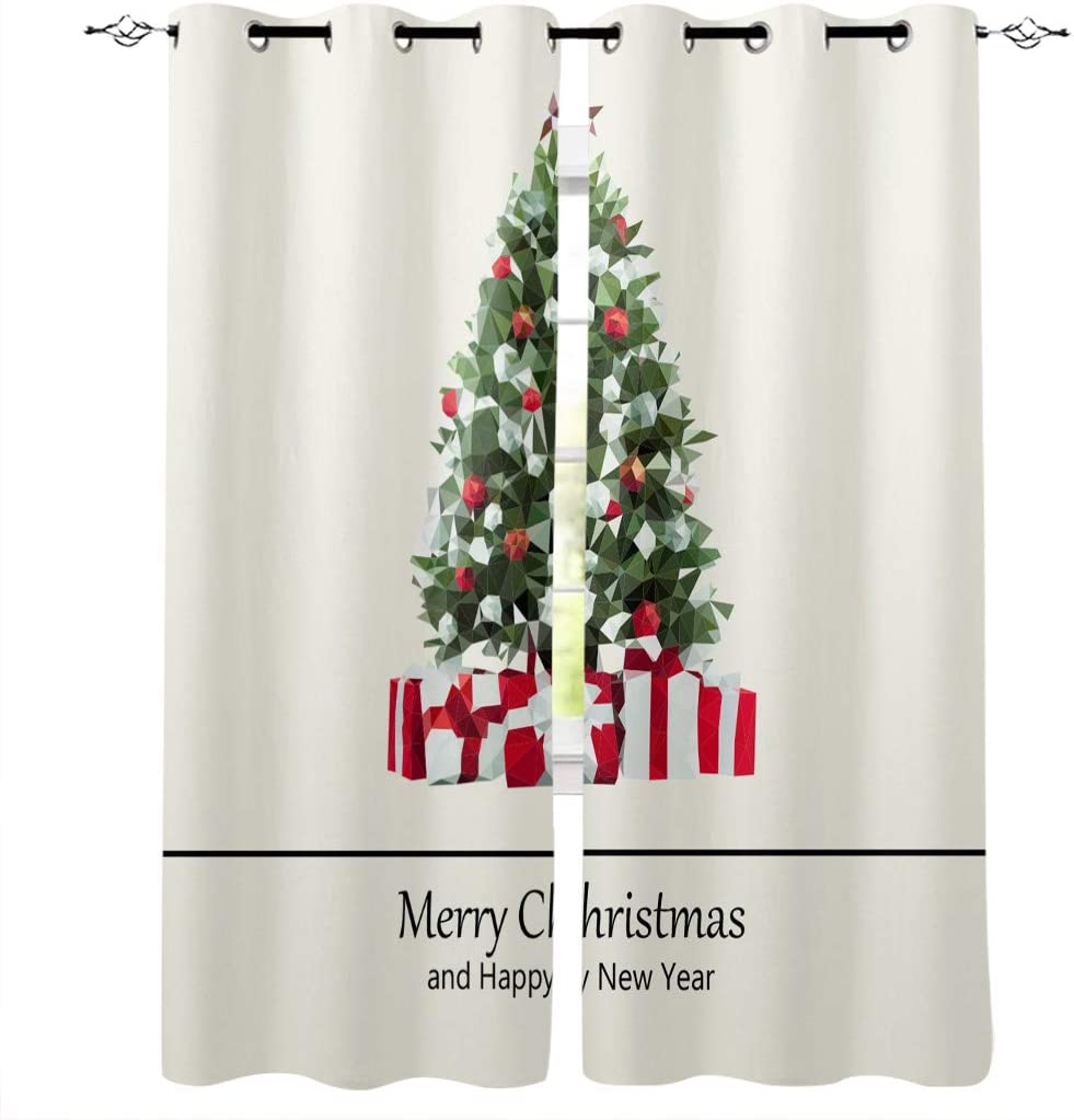 christmas tree shop bedroom curtains