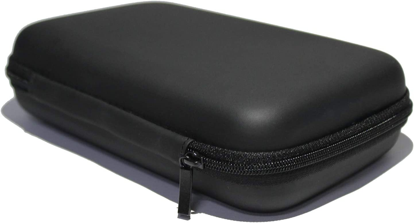 Portable Soft Case for Toumei Mini Smart Projector,Small Carrying Case Travel Bag for Pico Projectors Fits All Accessories