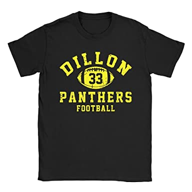 Dillion Panthers Mens T-Shirt Small Night Lights Top Quote Cool Present Gift e1356e821