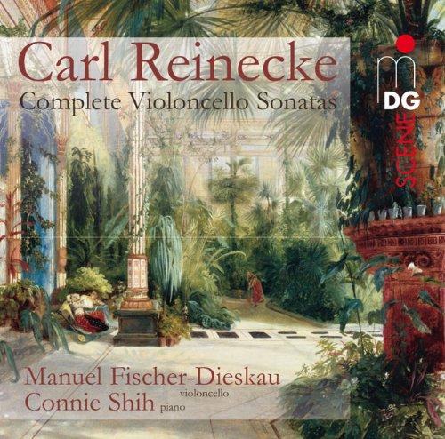 - Reinecke: Complete Cello Sonatas