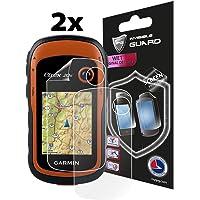 IPG Garmin eTrex 10/20 / 20x / 22x / 30 / 30x / 32x El Tipi GPS Anti-Glare (Mat) Ekran Koruyucu (2 Adet)
