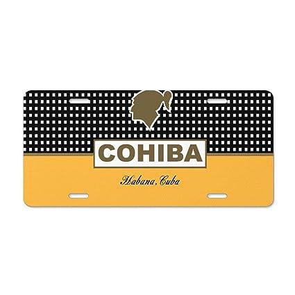 Amazon.com: Aoxiananclicensecover Placa de Licencia Premium ...