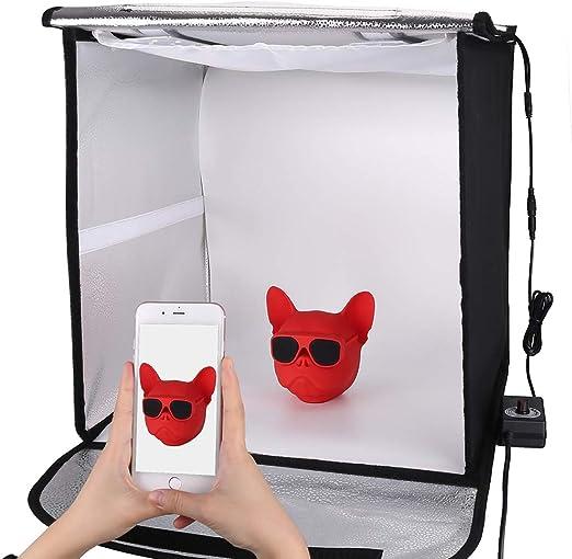 CX AMZ Tienda de fotografía,Mini portátil de fotografía,Caja de ...