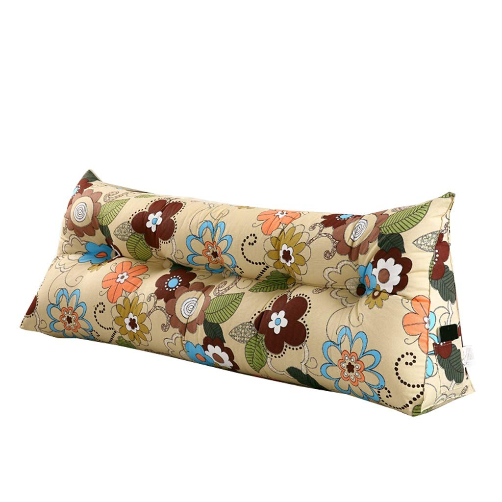 GXY Bedside Softpack Sofa Kissen Bett Große Kissen Bett Rückenlehne Abnehmbar Und Waschbar Kissen (größe : 180 * 50 * 20cm)