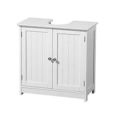 Fabulous Buy Maine New England Inspired Maine Undersink Cabinet White Home Remodeling Inspirations Genioncuboardxyz