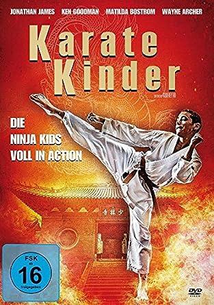 Karate Kinder - Die Ninja Kids voll in Action [DVD]: Amazon ...