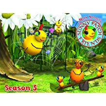 Miss Spider's Sunny Patch Friends Season 3