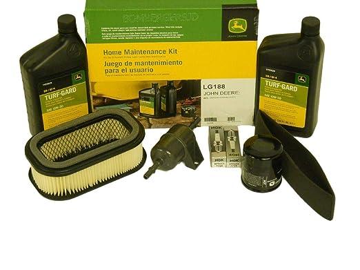 John Deere equipo Original Kit de limpieza # lg188: Amazon.es: Jardín
