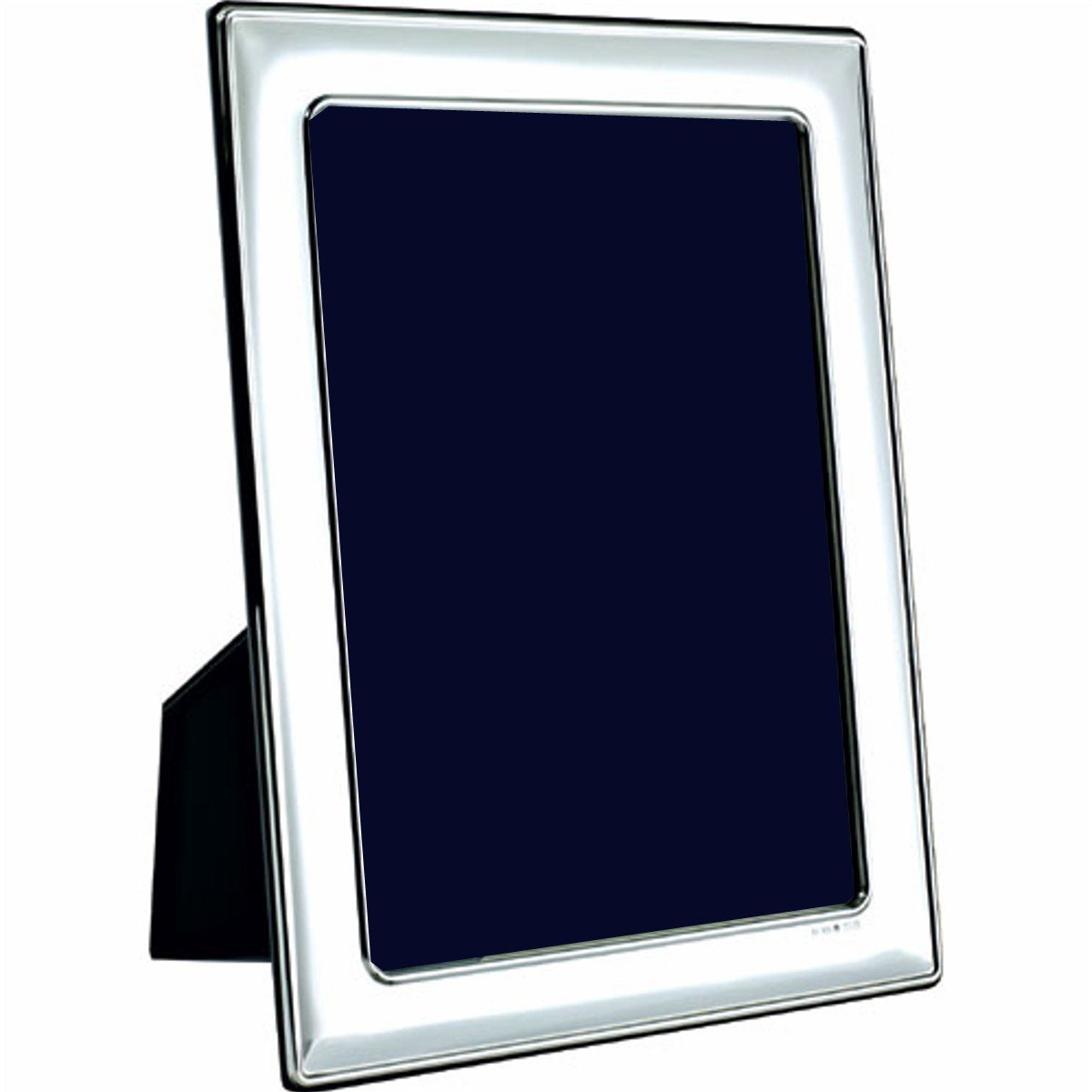 Amazon.com: Carrs Silver Sterling Silver Plain Photograph Frame 10 x ...