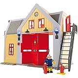 Smoby - 7/109251062002N - Sam le Pompier - Caserne