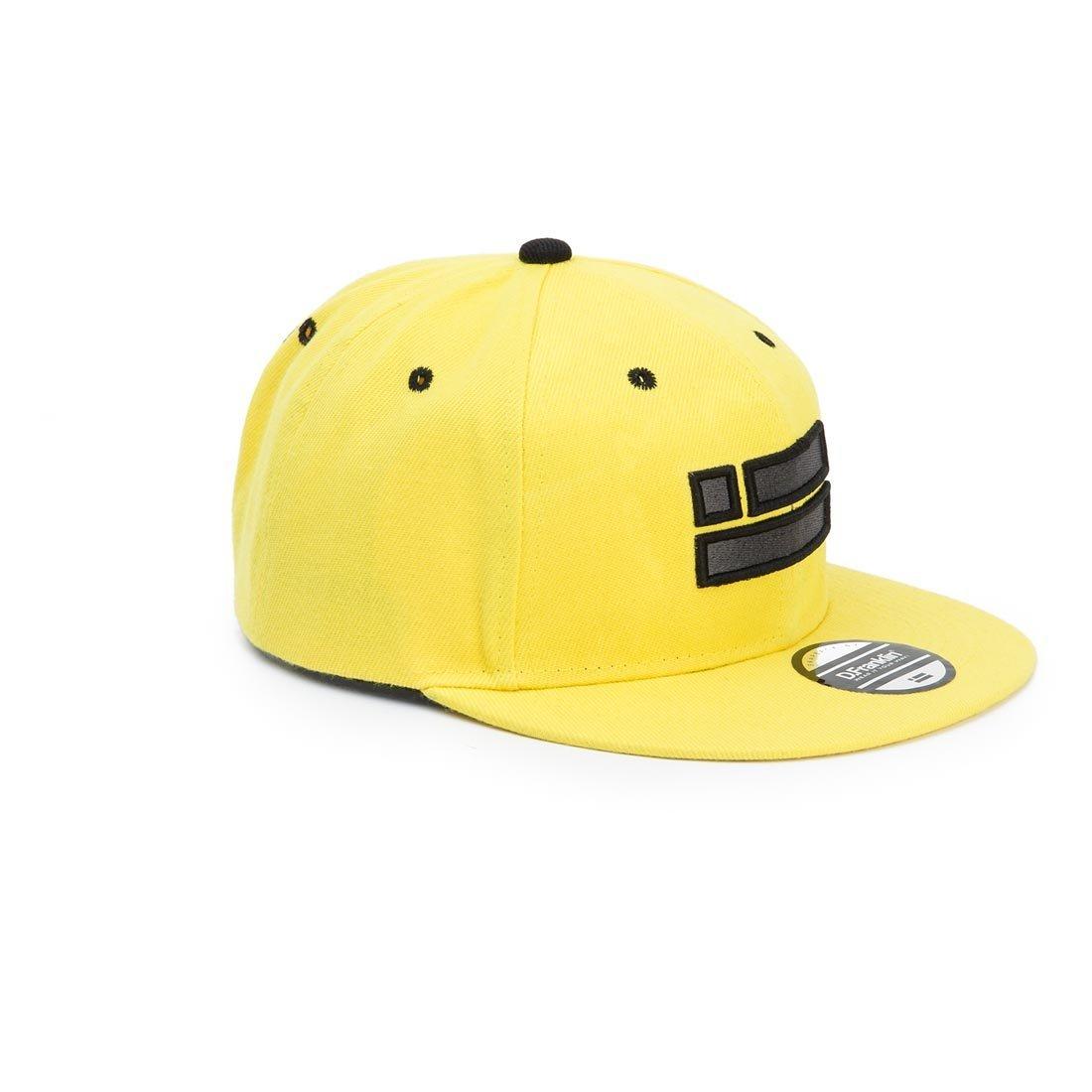 Yellow Chrome Snapback Cap D.Franklin lZawlF