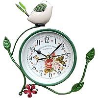 S.W.H Estilo de Europeo Reloj de Mesa Decorativo