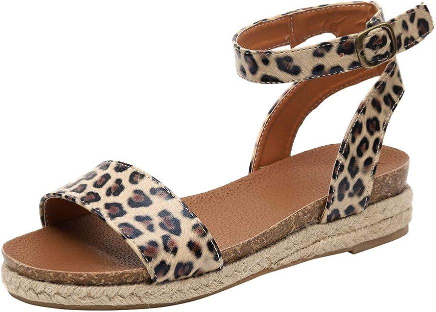 Sandalias de Corcho Logobeing para Mujer