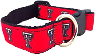 product image for NCAA Texas Tech Red Raiders Dog Collar (Team Color, Large)