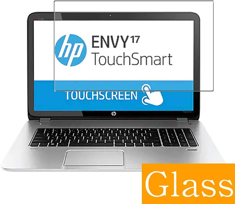 "Synvy Tempered Glass Screen Protector for HP Envy TouchSmart 17-j100 / j140us / j153cl / j130us / j178nr / j141nr / j182nr / j113tx / j178ca / j173cl / j185nr 17.3"" Visible Area"