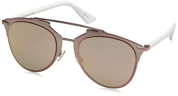 a6fe289a8d8c Image Unavailable. Image not available for. Color  Dior Women CD REFLECTED S  52 Pink Grey Sunglasses 52mm