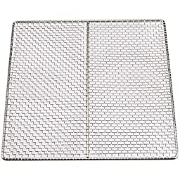 Chrome Tube Screen Grate