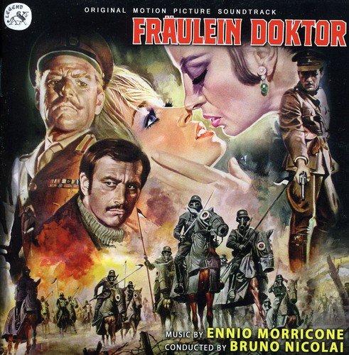 CD : Ennio Morricone - Fraulein Doktor (CD)