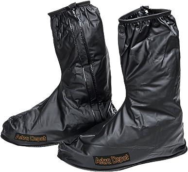 USA Stock Reusable Rain Shoe Covers Waterproof Overshoes Boots Gear Anti-Slip SF