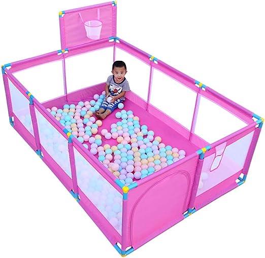 Amazon.com: WYQ - Jardín de seguridad para bebés y niños ...