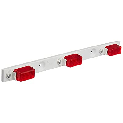 Grote 49112-5 Red Economy Bar Light: Automotive